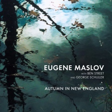 Autumn in New England cover