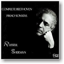 Russell Sherman: COMPLETE BEETHOVEN PIANO SONATAS